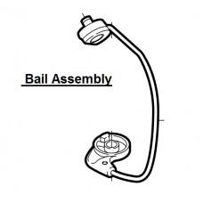 Дужка лесоукладывателя (Bail Assembly) от катушек Shimano (в ассортименте)