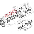 Шайбы войлочные (Drag Washer Felt) для тормозного пакета фрикциона Shimano (комплект 3 шт)