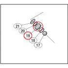Ролик лесоукладывателя от катушек Shimano (в ассортименте)