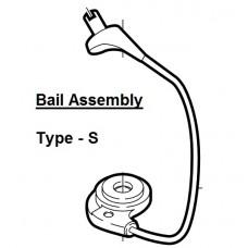 Дужка лесоукладывателя (Bail Assembly Type S) от катушек Shimano