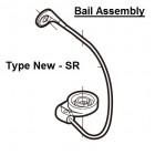 Дужка лесоукладывателя (Bail Assembly Type New SR) от катушек Shimano