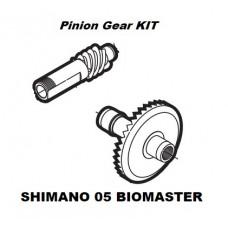 Комплект деталей Pinion Gear (главная пара) для Shimano Biomaster 2005