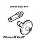 Комплект деталей (главная пара) для Shimano Cardiff (2008)
