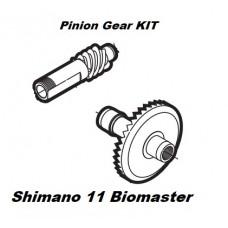Комплект деталей Pinion Gear (главная пара) для Shimano Biomaster 2011
