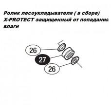 Ролик (в сборе) лесоукладывателя X-Protect для Shimano 17 Exsence Mg