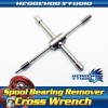 Инструмент [spare parts] Cross Wrench for Spool Bearing Pin Remover
