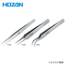 Пинцет стальные Havy-Duty HOZAN (Япония)