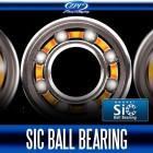 Подшипники керамические открытые ZPI Antirust SIC Ceramic Ball Bearing (2 шт)
