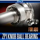 Подшипники открытые ZPI Antirust Knob Ball Bearing 5x8x2.5 mm (4 шт)