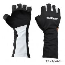 Перчатки рыболовные Shimano MOS-Shield GL-007N