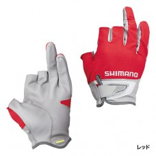 Перчатки рыболовные Shimano 3D GL-021N