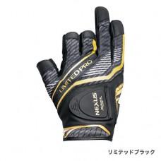 Перчатки рыболовные Shimano Nexus Limited Pro GL-141Q