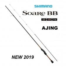 Спиннинги Shimano 19 Soare BB Ajing