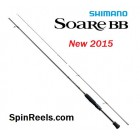 Спиннинги New 2015 Shimano Soare BB