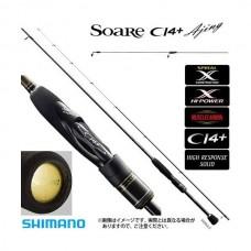Спиннинги RockFish Shimano Soare CI4+ [Ajing]
