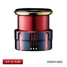 Запасная шпуля Yumeya Shimano 19 Vanquish 2500 PE 0820 (S-20)