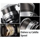Запасная шпуля spare spool Daiwa 14 Caldia