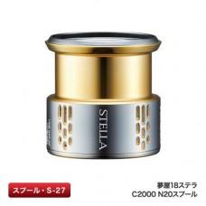 Запасная шпуля Spare Spool Yumeya Shimano 18 STELLA C2000 N20 (S-27)