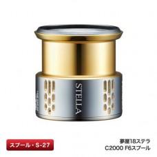 Запасная шпуля Spare Spool Yumeya Shimano 18 STELLA C2000 F6 (S-27)