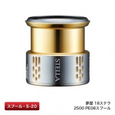Запасная шпуля Spare Spool Yumeya Shimano 18 STELLA 2500 PE 0815 (S-20)