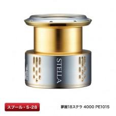 Запасная шпуля Spare Spool Yumeya Shimano 18 STELLA 4000 PE 1015 (S-28)