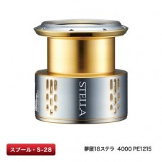 Запасная шпуля Spare Spool Yumeya Shimano 18 STELLA 4000 PE 1215 (S-28)