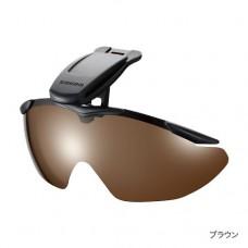 Очки с клипом на кепку поляризационные Shimano HG-002N