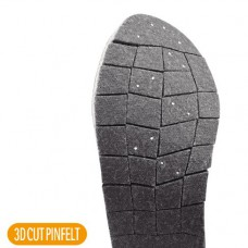 Сменная войлочная подошва с шипами Shimano 3D Cut PinFelt  KT-025L
