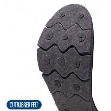 Сменная войлочная подошва с резиновыми шипами Shimano CutRubber Felt  KT-031G