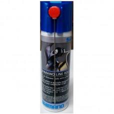 Смазка - масло спрей Shimano Line Roller Oil (50 ml)