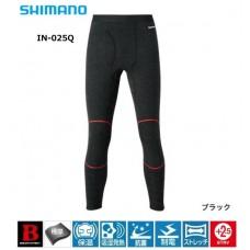 Кальсоны термобельё Breath Hyper + ℃ (Thick Type) Shimano IN-025Q