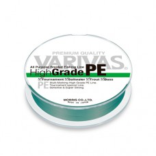 ПЛЕТЕНЫЕ ШНУРЫ VARIVAS HIGH GRADE PE (Green)