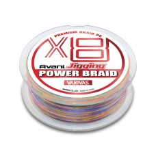 ПЛЕТЕНЫЕ ШНУРЫ VARIVAS AVANI JIGGING POWER BRAID PE X8