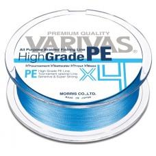 ПЛЕТЕНЫЕ ШНУРЫ VARIVAS HIGH GRADE PE X4 (Blue)