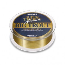 (New 2015) Леска VARIVAS SUPER TROUT ADVANCE BIG TROUT