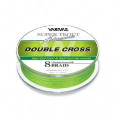 ПЛЕТЕНЫЕ ШНУРЫ VARIVAS SUPER TROUT DOUBLE CROSS