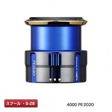 Запасная шпуля Yumeya (Colt Sniper Color) Shimano 19 Vanquish 4000 PE2020 (S-28)